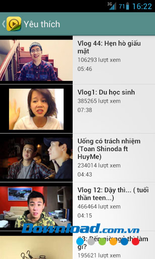 Vlog Việt for Android