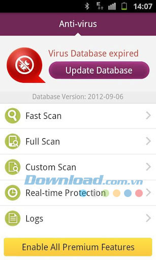 NQ Mobile Security Antivirus for Android