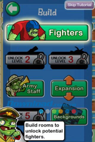 Zombie Takeover for iOS