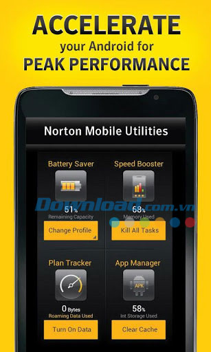Norton Utilities for Android