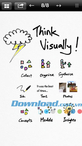 Inkflow for iOS