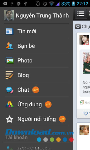 Zing Me for Android