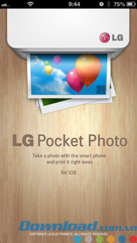 Pocket Photo for iOS