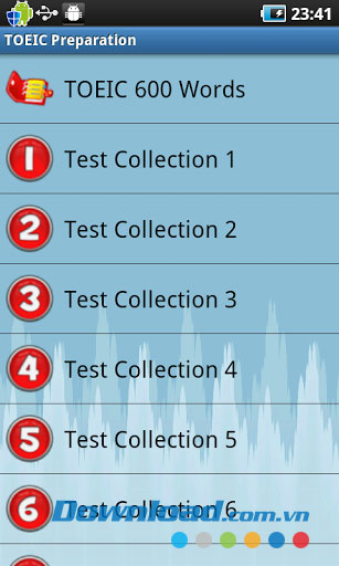 TOEIC Practice for Android