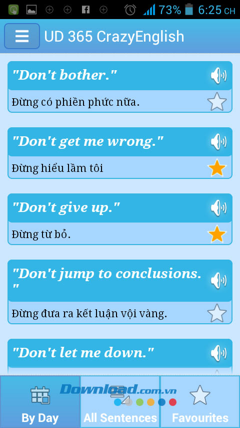 UD 365 Crazy English for Android