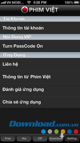 Phim Việt HD for iOS