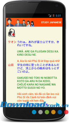Study Japanese for Android