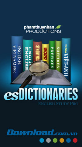 esDictionaries for iOS