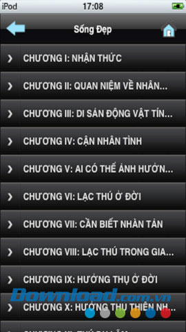 Sống đẹp for iOS
