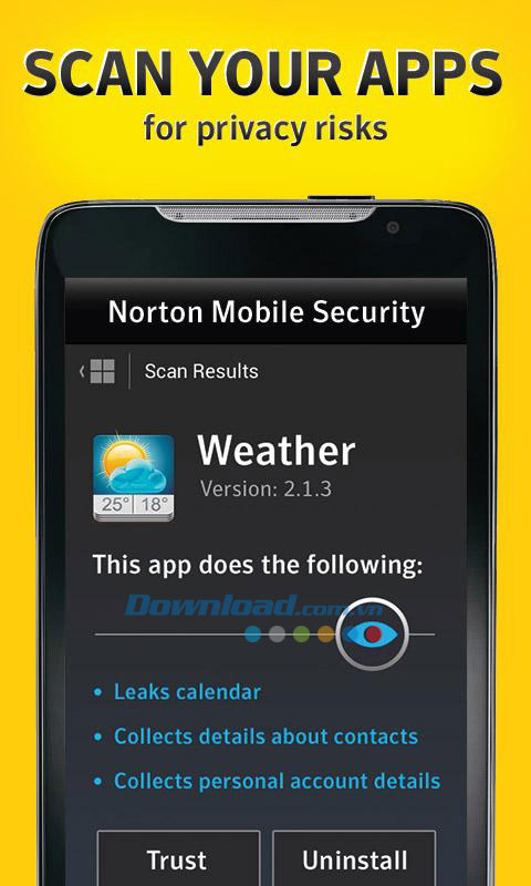 Norton Security antivirus for Android