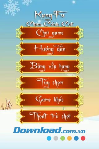 Kungfu chim cánh cụt for Android