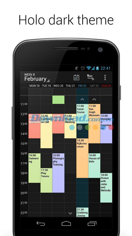 DigiCal Calendar & Widgets for Android