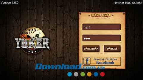 Yoker - Game bài 2013 for iOS