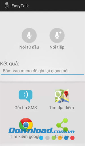 EasyTalk for Android