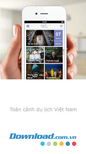 Du lịch Việt Nam for iOS