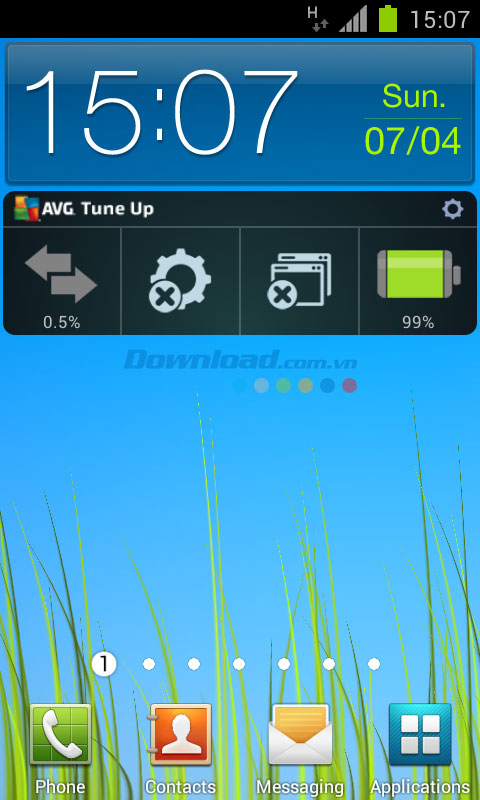 AVG TuneUp for Android