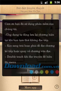 Bất diệt truyền thuyết for Android