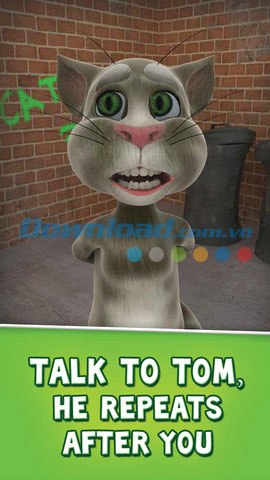 Talking Tom Cat for iOS