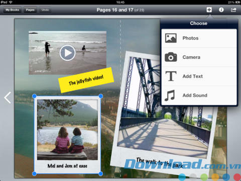 Book Creator Free for iOS