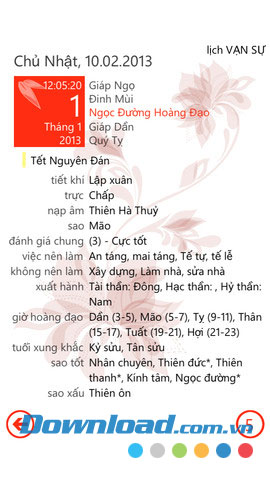 Lịch Việt for iOS