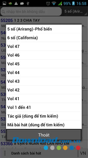 Karaoke Viet for Android