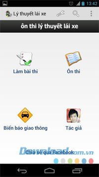 Thi bang lai oto For Android