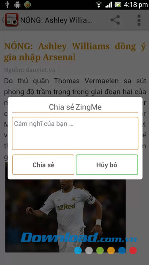 Đọc tin for Android