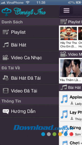 iMusic for iOS