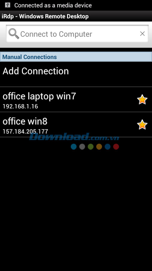 RDP Windows Remote Desktop for Android