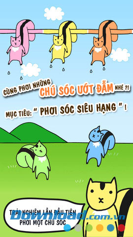 Phơi sóc for iOS
