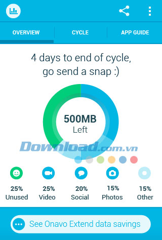 Onavo Count for Android
