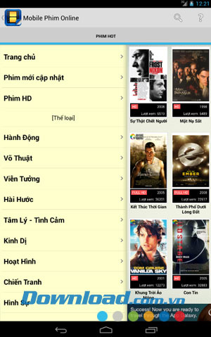 Mobile Phim Online for Android