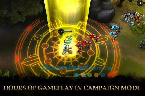 Legendary Heroes for Android