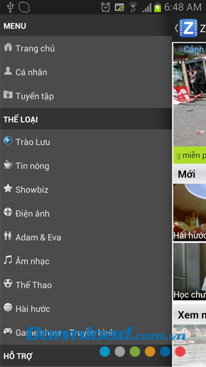 Zclip for Android
