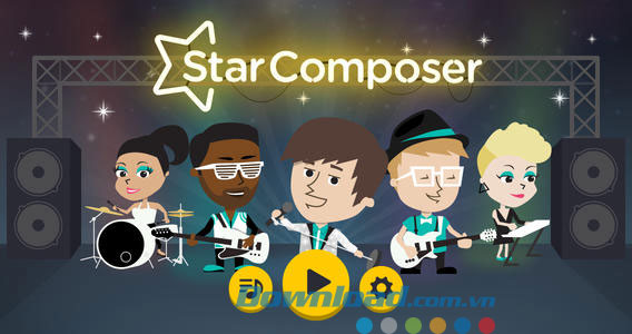 StarComposer for iOS