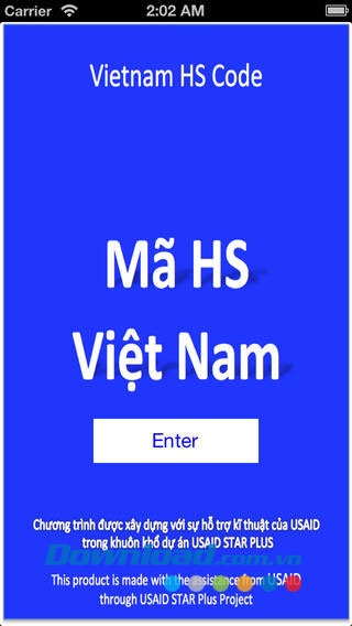 Mã HS Việt Nam for iOS