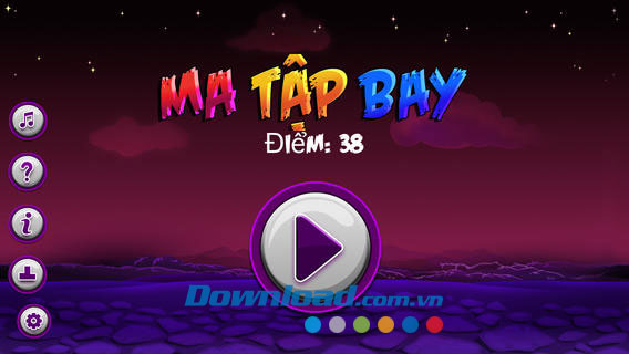 Ma tập bay for iOS
