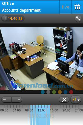 Ivideon Video Surveillance for Android