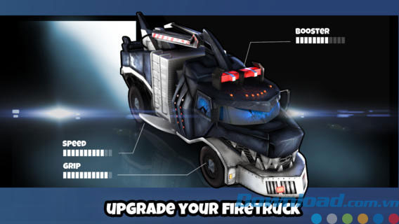 Fire Truck 3D for iOS