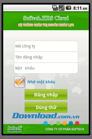 HRS Mobile for Android