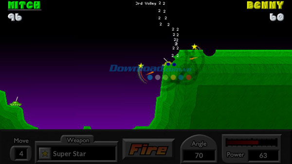 Pocket Tanks for Android