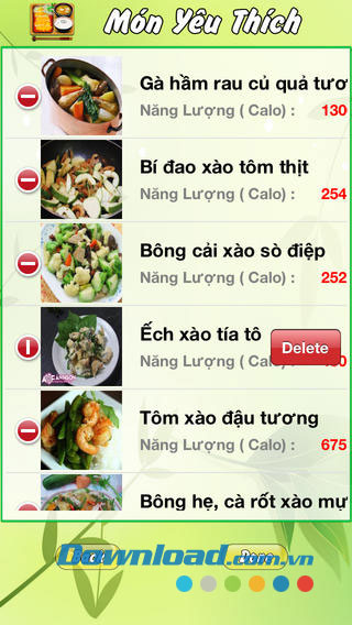 Bếp Việt for iOS