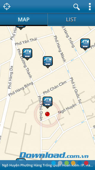 ATM Finder for iOS