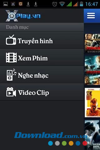 XPlay for Android