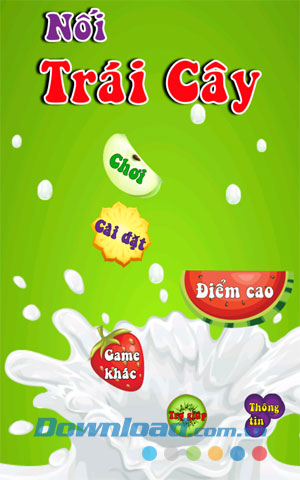 Nối trái cây HD for Android