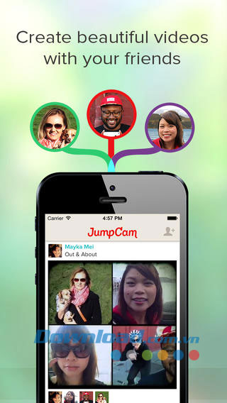JumpCam for iOS