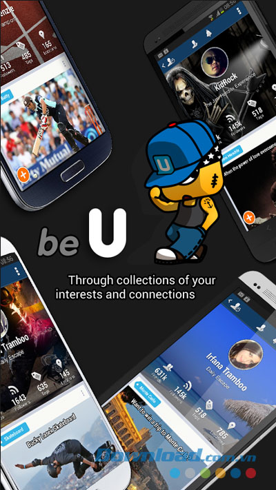 UBox: Chat in meme style for iOS