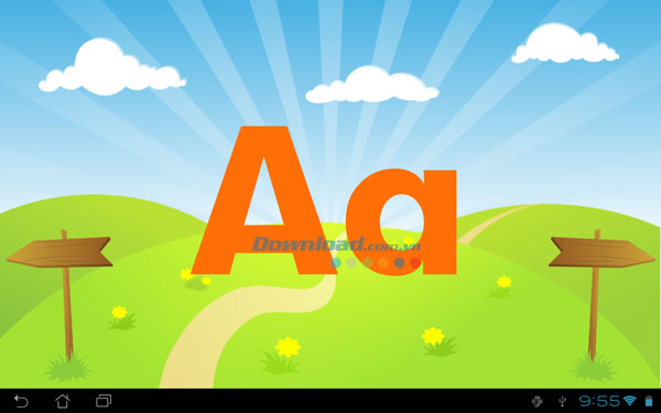 Kids ABC Letters Lite for Android