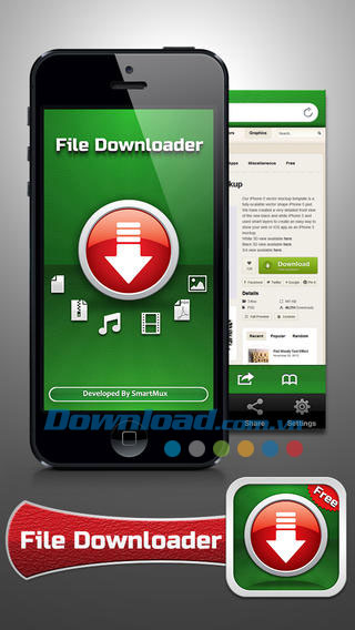 File Downloader Free for iOS