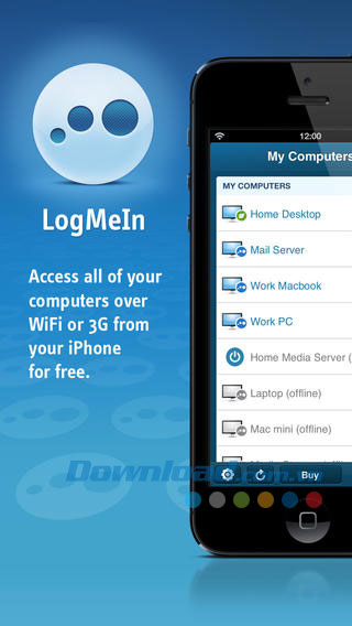 LogMeIn for iOS